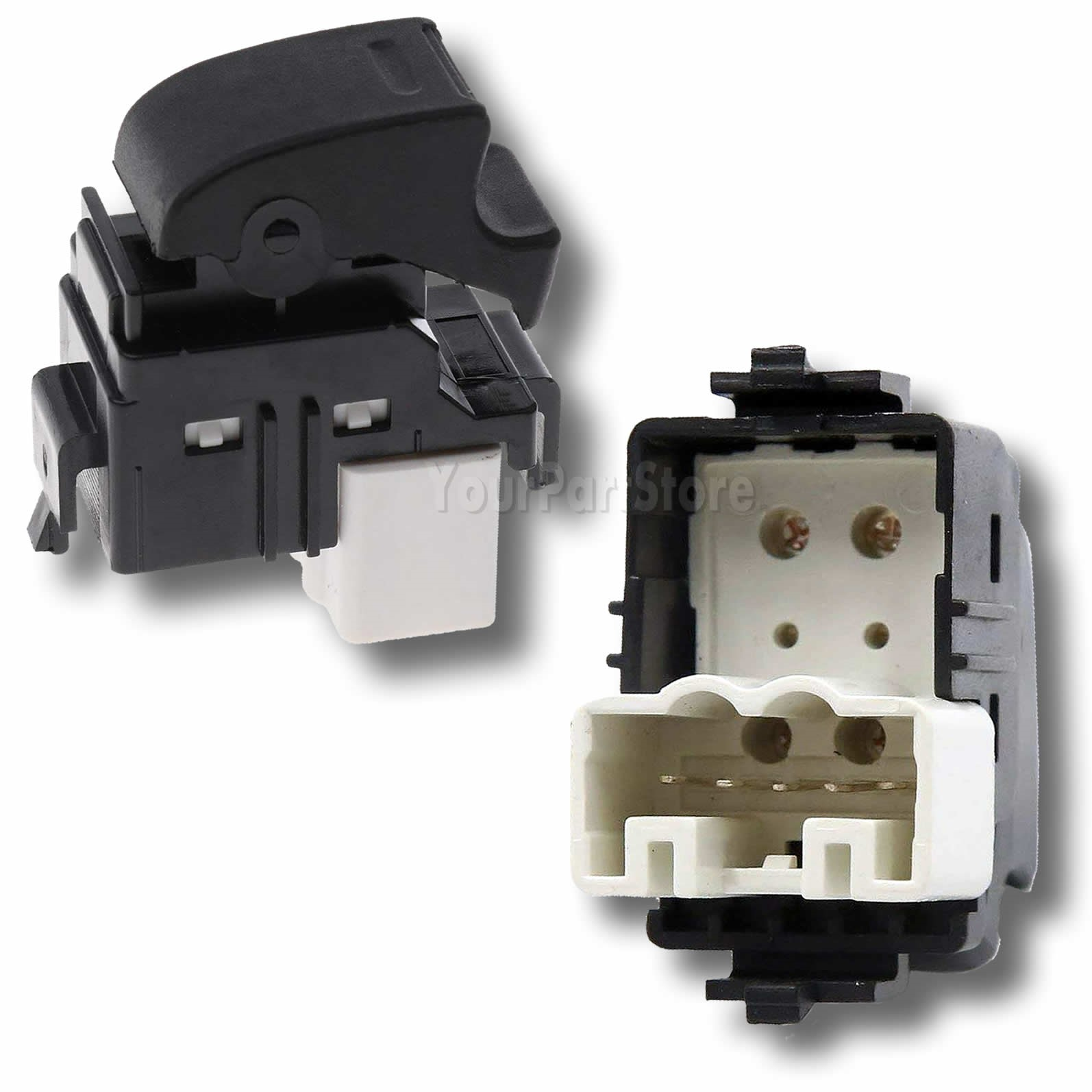 Power Window Control Door Switch Button For Toyota Camry