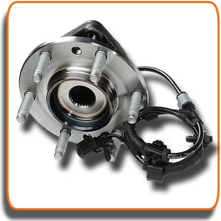 GMC Front Wheel Bearing