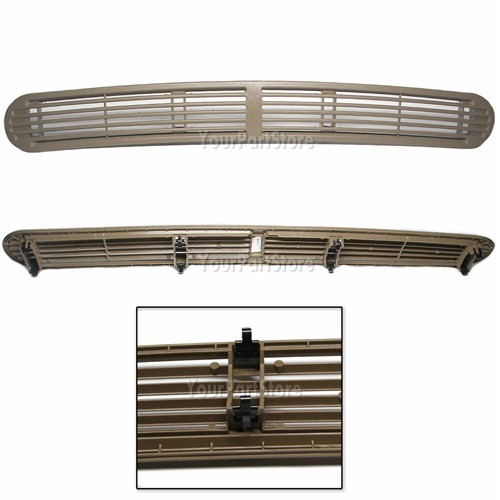 98 04 Chevy S10 Blazer Dash Defrost Defroster Vent Cover