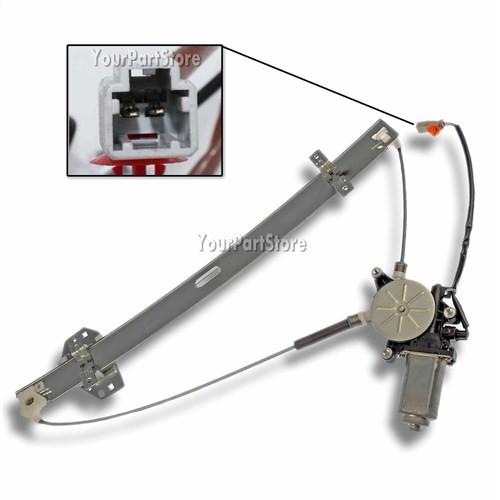 99 04 odyssey power door window lift regulator motor for 2000 honda odyssey window regulator